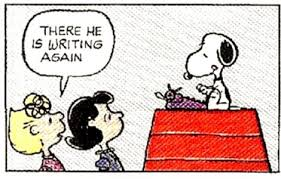 Just Write Snoopy